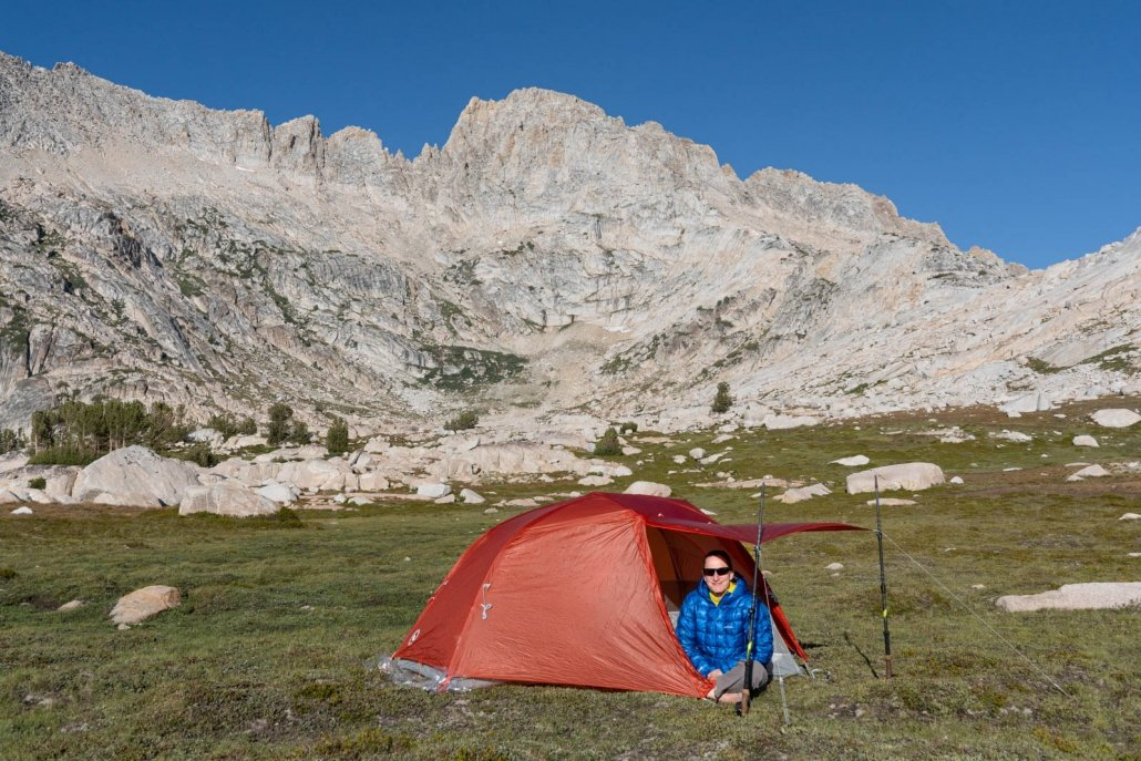Big Agnes tent review