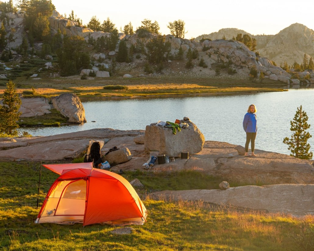big agnes copper spur hv ul2 tent review