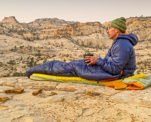 enlightened equipment enigma backpacking quilt review
