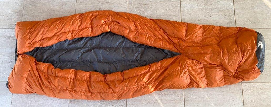Hammock gear burrow top quilt