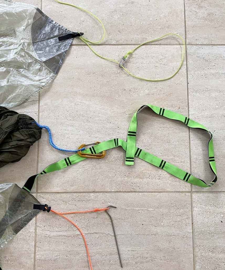 Hammock Gear WanderLuxe Hammock kit