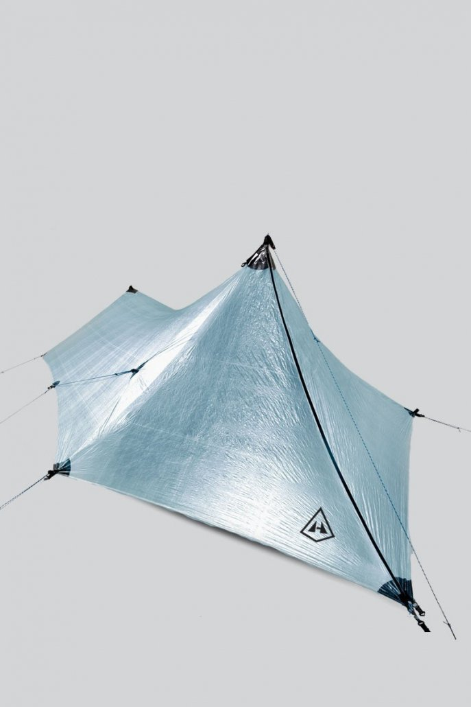 Hyperlite Mountain Gear Echo 2 tent competition for gossamer gear the one dcf