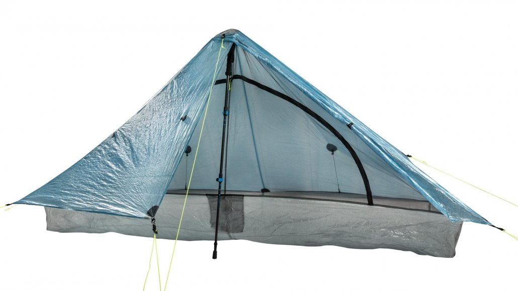 ZPacks Plexamid Tent - competition for the Gossamer Gear One Tent