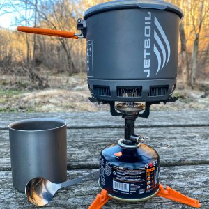 jetboil STASH backpacking stove system