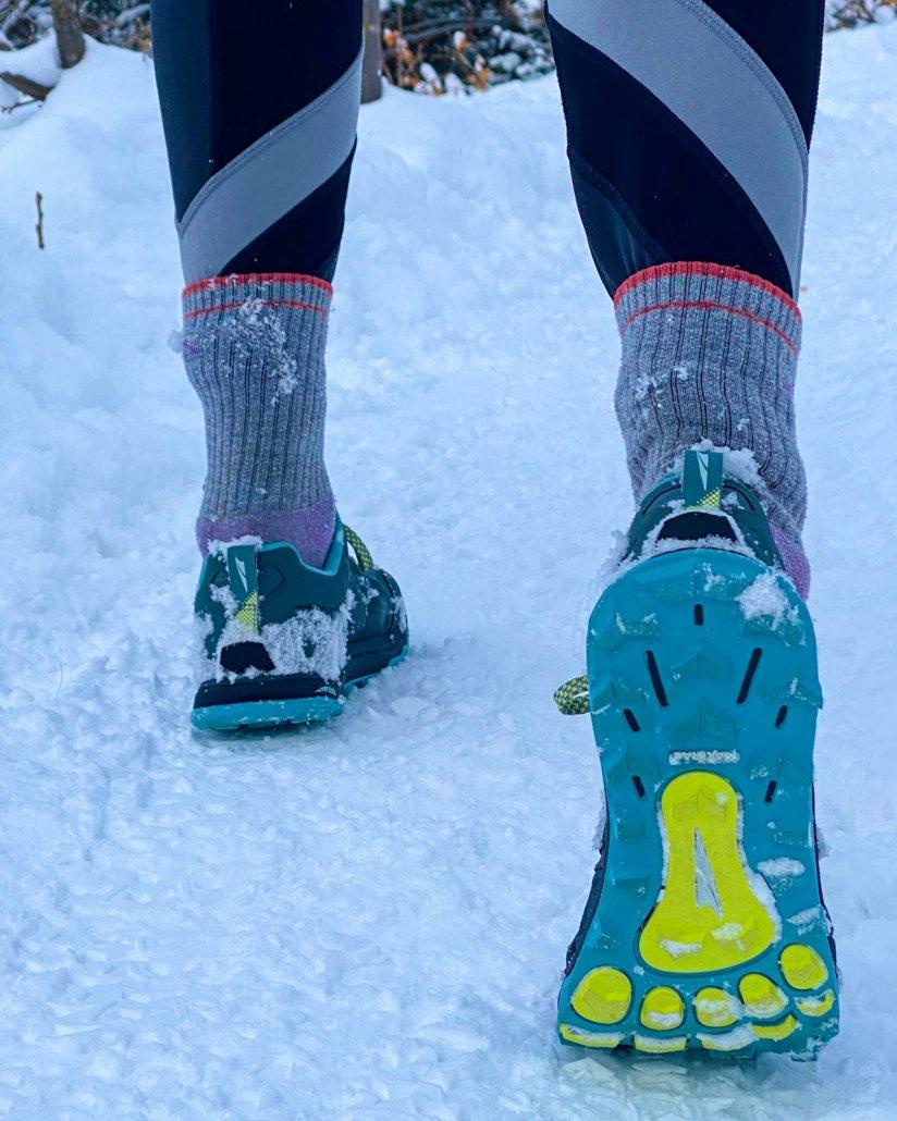 Altra Lone Peak 5 shoes