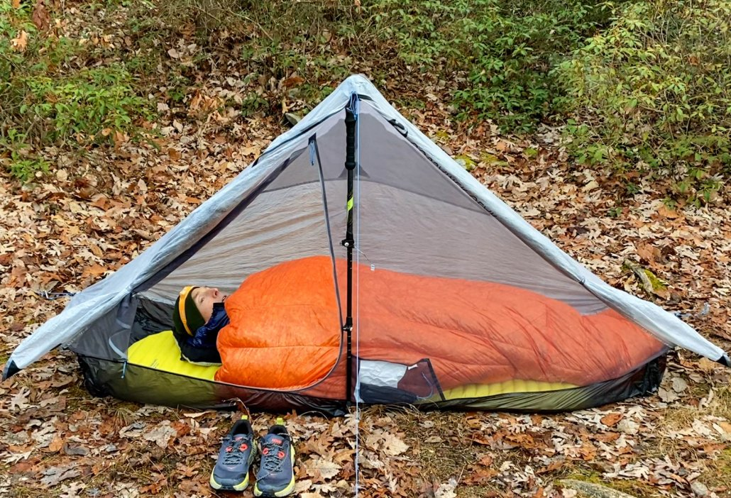gossamer gear the dcf one review