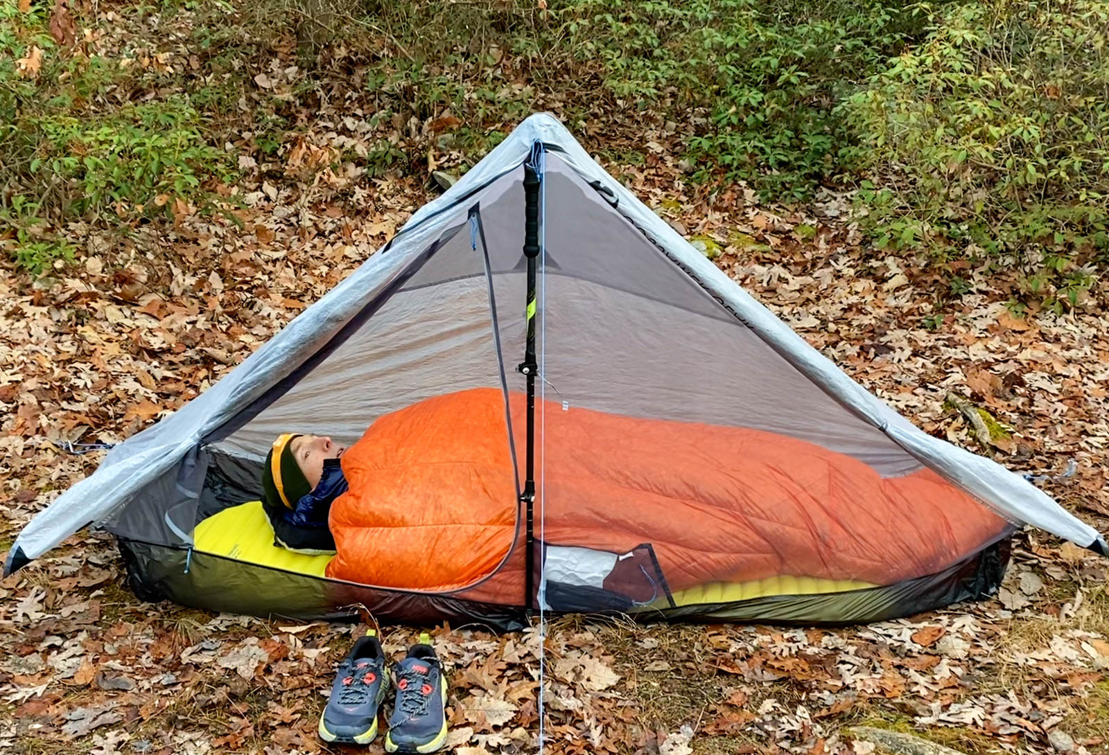 B.A.S.E One Man Bug Tent Shelter Lightweight /& Compact Trecking Hiking Camping
