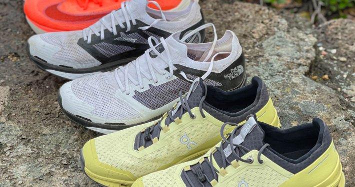 Hi-Tech hiking shoes
