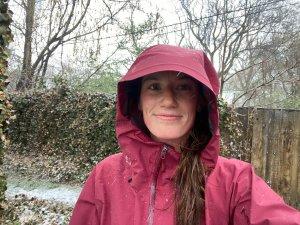 ARC'TERYX BETA LT RAIN JACKET storm hood