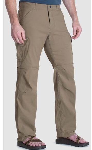 Kuhl Renegade Cargo convertible pants