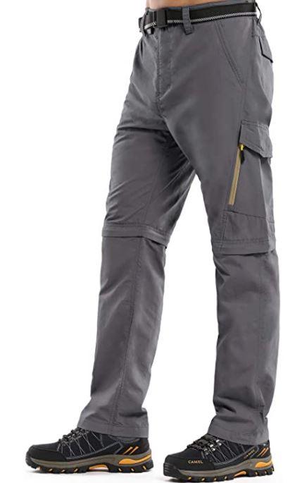 Toomett Hiking Fishing Pants