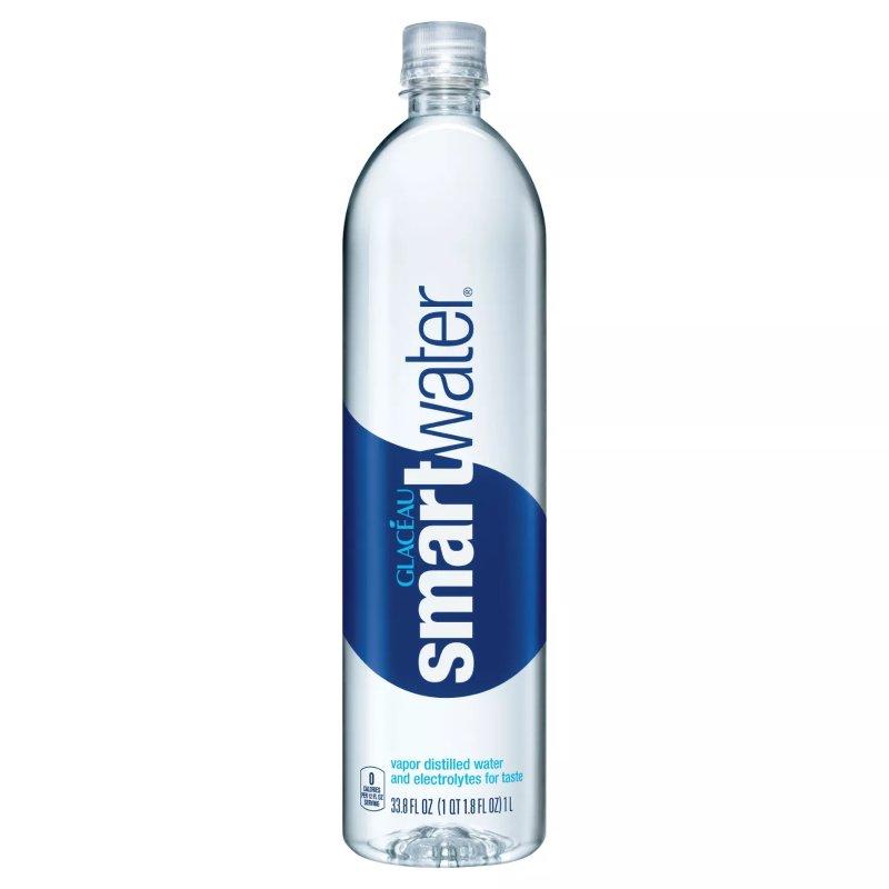 Smartwater Bottle 1L
