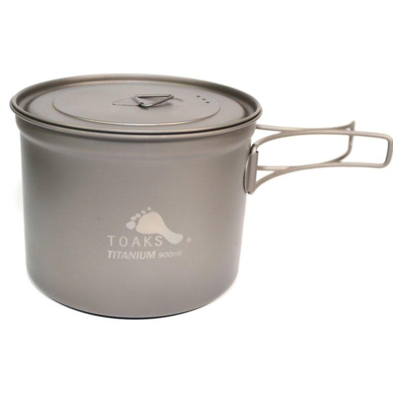 TOAKS Titanium Pot 900ml