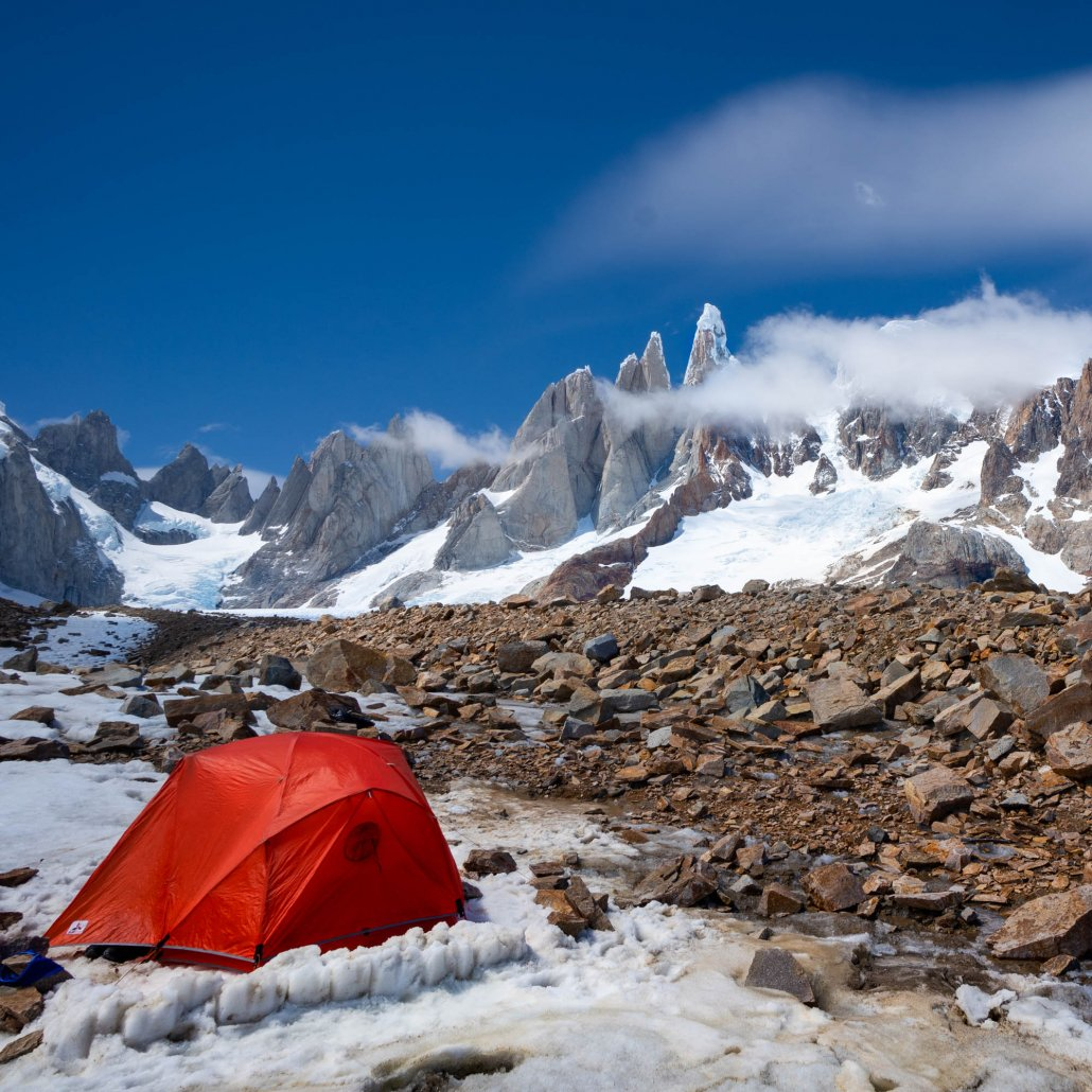 Best Backpacking Tent lead photo